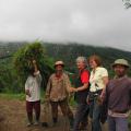 Farmer group and SILC representatives, April 2010