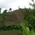 Steep slopes in Merapi / Selo district