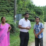 Dr Tanveer Hossain with FIVDB facilitators