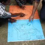 Home garden mapping